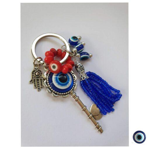מחזיק מפתחות פרח ירושלים 1