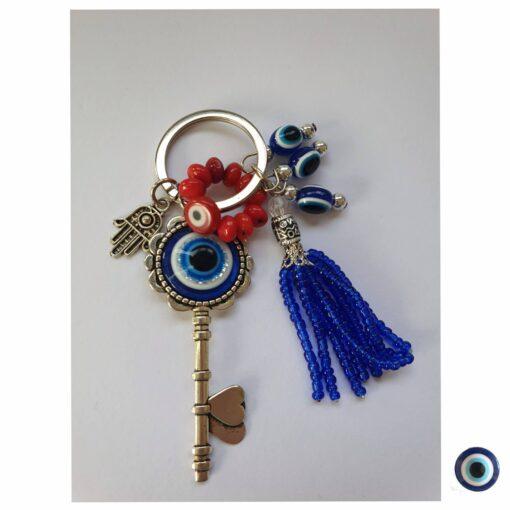 מחזיק מפתחות פרח ירושלים 2
