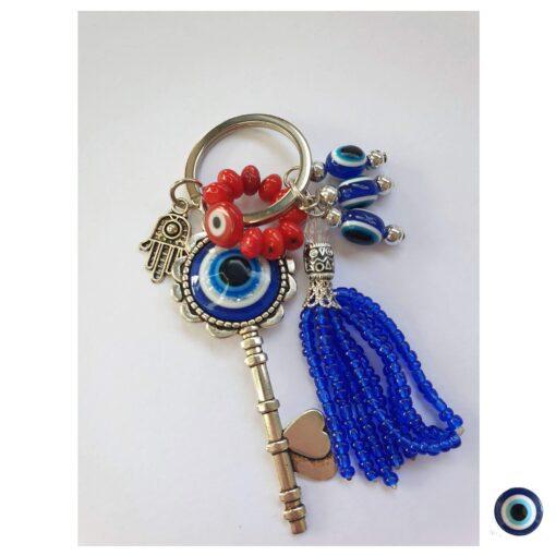 מחזיק מפתחות פרח ירושלים 4